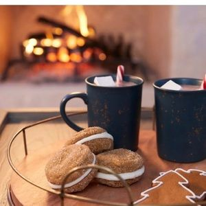 New set of 2 mugs by Hearth & Hand with Magnolia